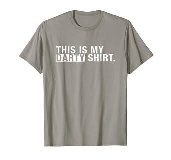 16c74188f Amazon.com: Darty Shirt: Clothing