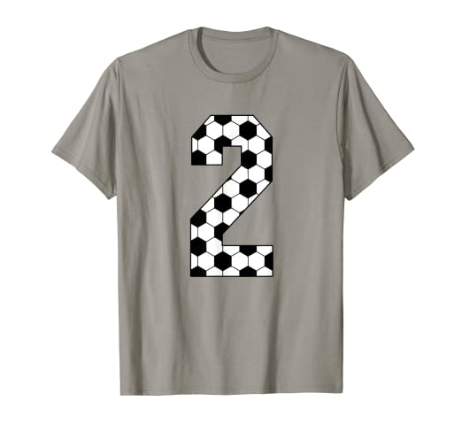 Image Unavailable Not Available For Color Number 2 Soccer Mom 2nd Birthday Jersey T Shirt