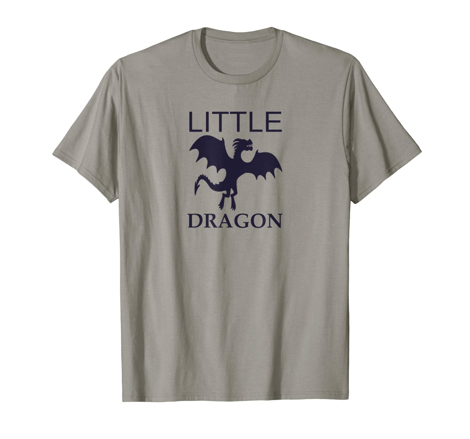 bee627a5c Amazon.com: Little Dragon T-Shirt Cool Funny Toddler Boys Girls Gift Tee:  Clothing