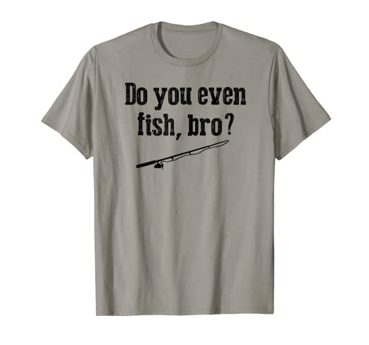 2ea125b9024 Image Unavailable. Image not available for. Color  Funny Fishing Gift T  Shirt Fisherman ...