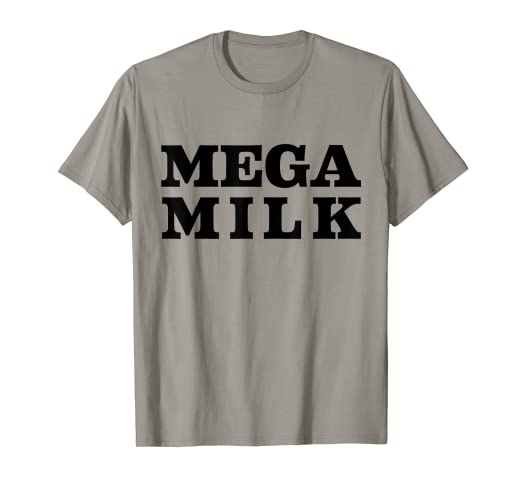 991bbfe8 Amazon.com: MEGA MILK TSHIRT - HENTAI MANGA OTAKU - ANIME GIRL ...