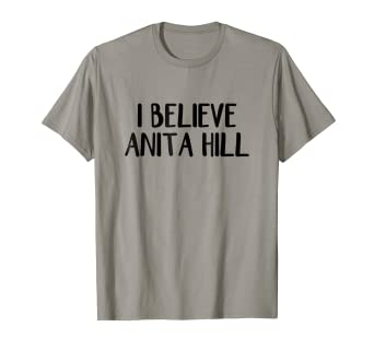 34380d1f1 Image Unavailable. Image not available for. Color: I believe Anita Hill
