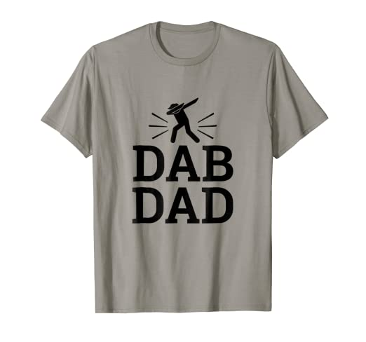 Amazon Dab Dad Sayings Dabbing Shirt Fathers Day Birthday Gift