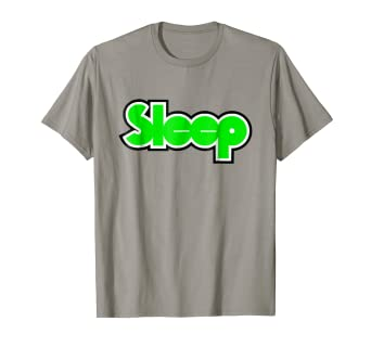 41aa93a105 Image Unavailable. Image not available for. Color  Sleep T Shirt Band ...