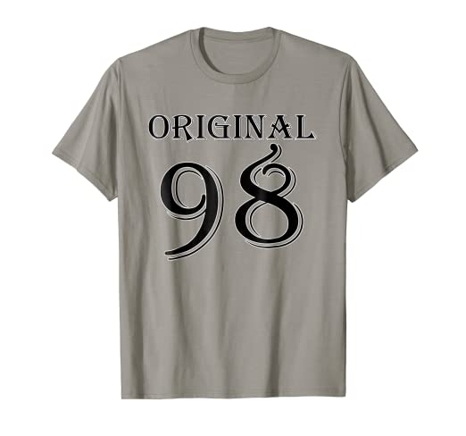 Amazon 18th Birthday Gift Idea 18 Year Old Boy Girl Shirt 1998