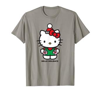 06074b7bfd9 ... com o kitty o holidays christmas tee shirt clothing ...