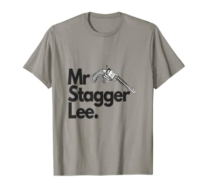 Mr Stagger Lee, Nick Cave, T-Shirt