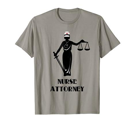 Amazon Lady Justice Stethoscope Nurses Hat Nurse Attorney T