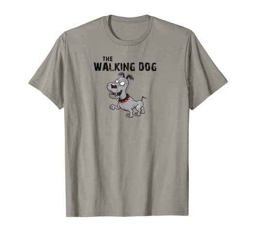 98ea48e2e Image Unavailable. Image not available for. Color: The Walking Dog Zombie  Tee