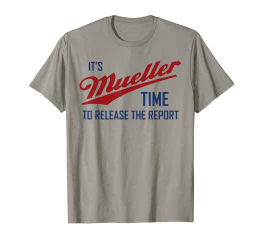 c75b9bacc Image Unavailable. Image not available for. Color: It's Mueller Time ...