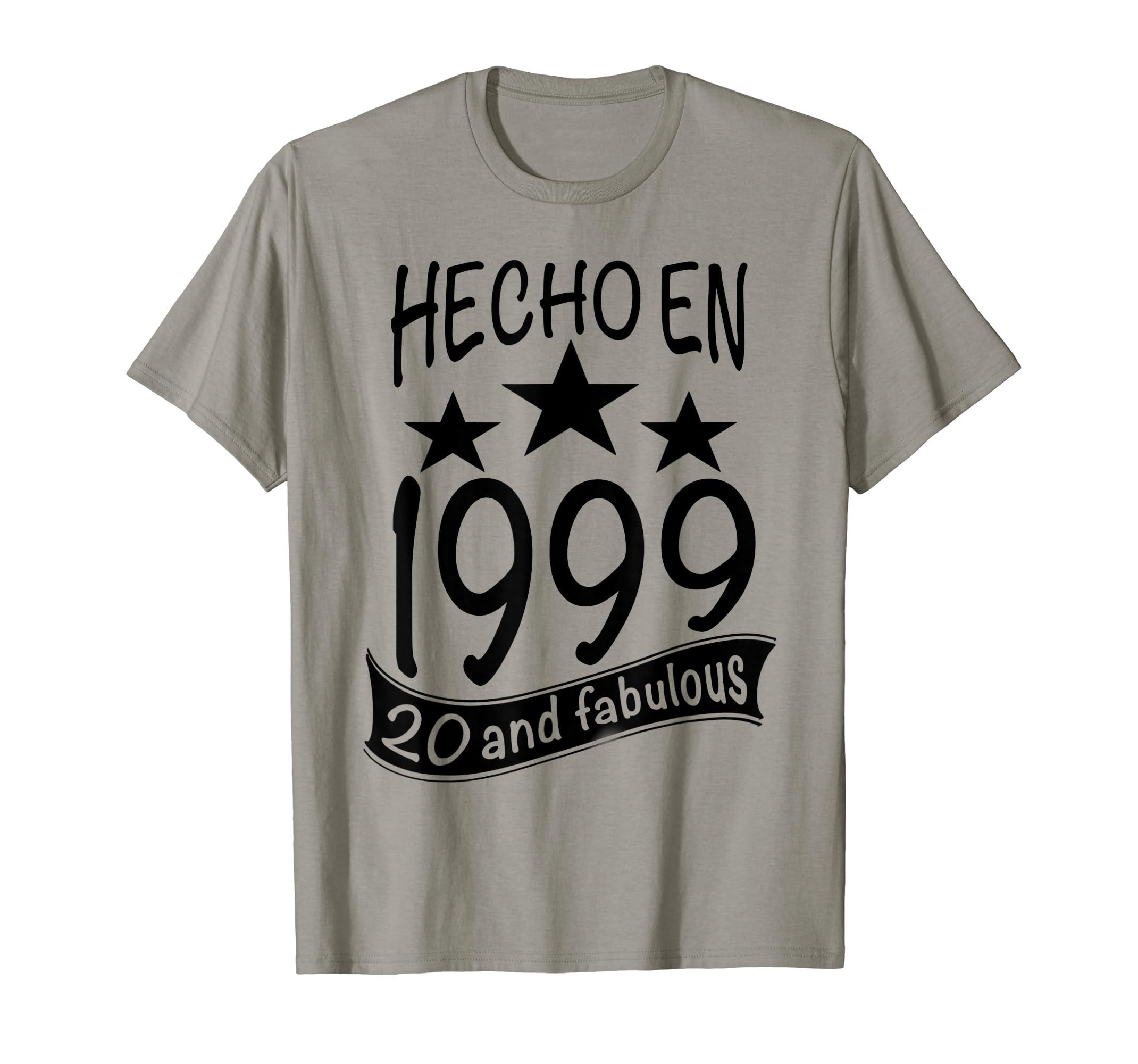 Amazon.com: Hecho en 1999 I 20 And Fabulous I Para Fiesta de ...