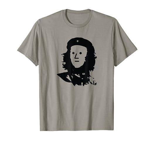Amazon.com  NPChe Guevara T-Shirt Funny NPC Che Meme MAGA Non-Player ... cfea2a66bb