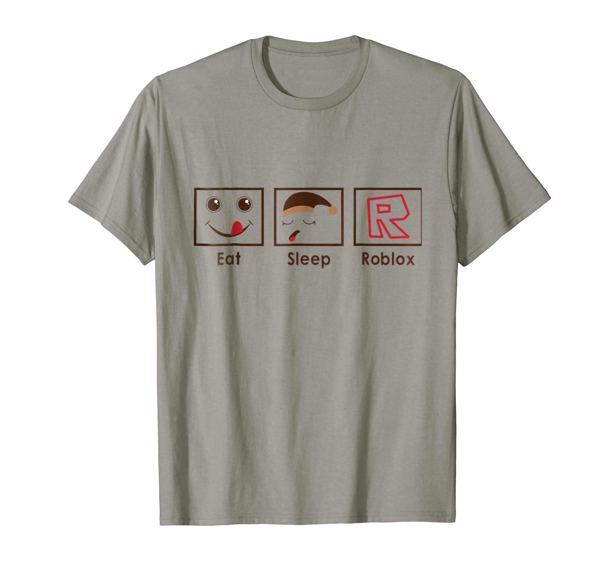 Eatsleep Roblox T Shirt Mt Mugartshop