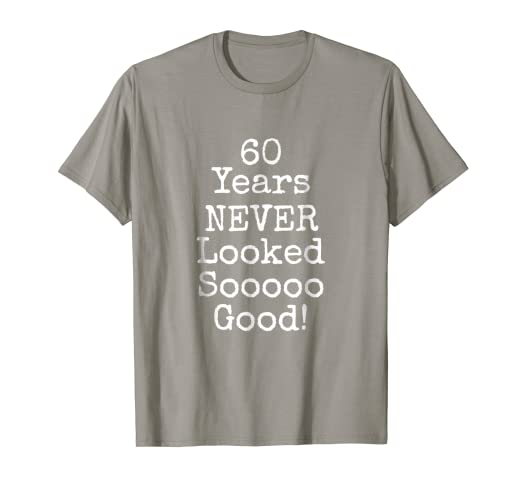 1958 Birthday Shirt 60th Gift 60 Year Old Men Cool Vintage