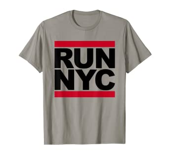 adc57b177 Image Unavailable. Image not available for. Color: Run NYC T-Shirt ...