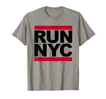 Amazon.com  Run NYC T-Shirt - New York City Running Shirt for ... 75174acbd74