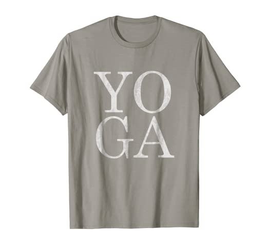 Amazon.com: Yoga Lover T-Shirt Cute Yoga Shirt: Clothing