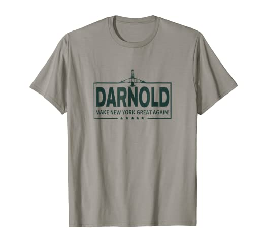 Image Unavailable. Image not available for. Color  New York LYFE Darnold  Make NY Great Again Campaign T Shirt 686e62e79