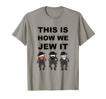 f0c63e9f Image Unavailable. Image not available for. Color: Funny Jewish Shirt |  Hanukkah ...