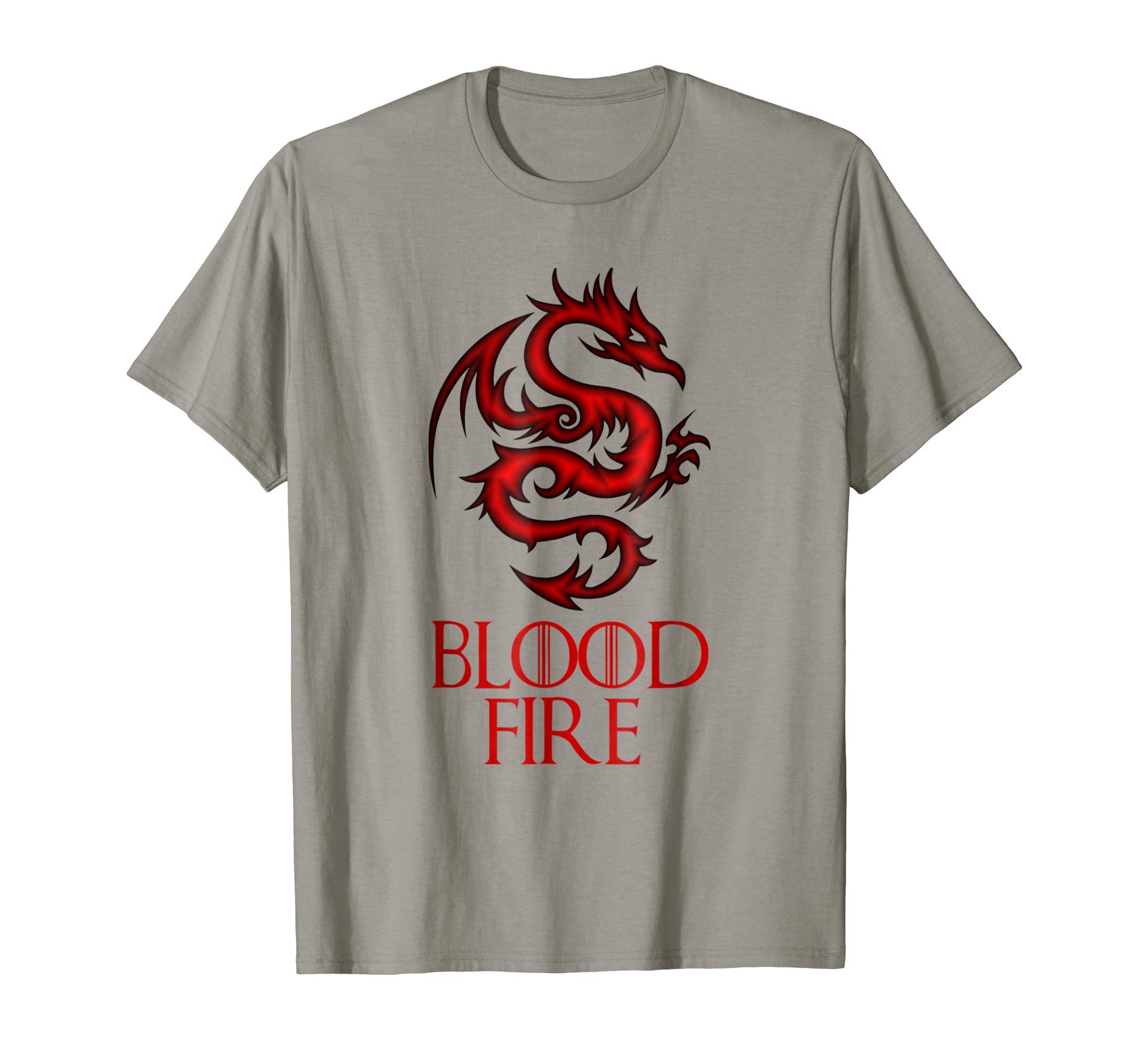 Amazon Blood Dragon Fire T Shirt Clothing