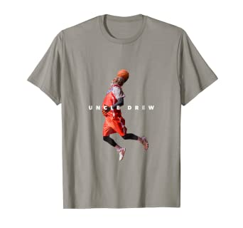 cfbd3acf Image Unavailable. Image not available for. Color: Uncle Drew: Dunk T-Shirt