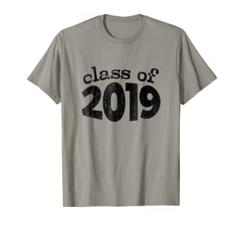 f7d2be75c Image Unavailable. Image not available for. Color: Class of 2019 shirts  2019 Senior ...