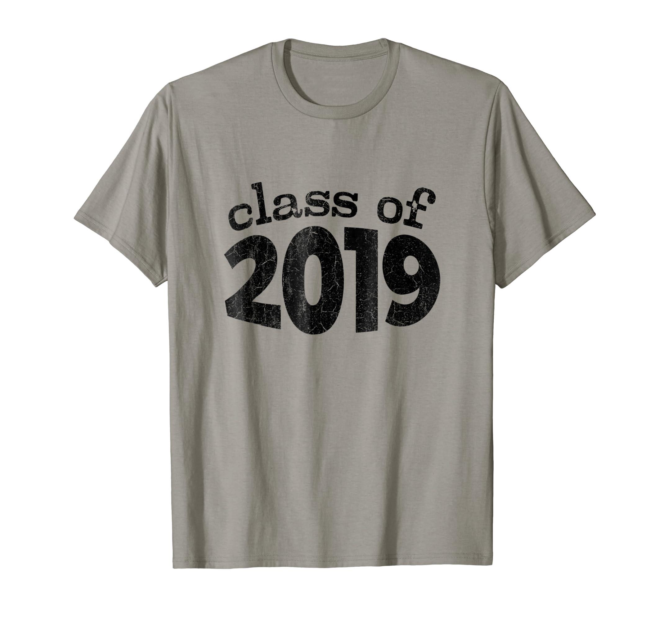 6e7673580 Amazon.com: Class of 2019 shirts 2019 Senior t-shirts for 2018 Juniors:  Clothing
