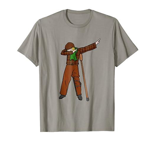 Tiny Tim Christmas Carol.Amazon Com Tiny Tim A Christmas Carol Scrooge Shirt Clothing