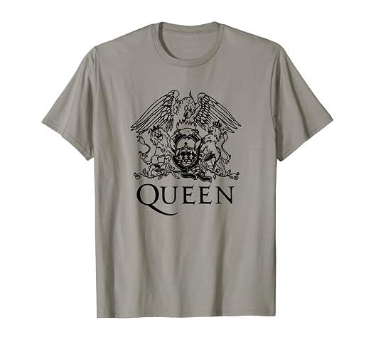 0de940fb7502 Amazon.com: Queen-Band-British-Rock-T-Shirt-For-Men-Women-Youth ...