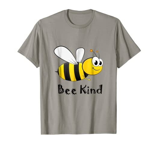 7aa6f77fb88 Image Unavailable. Image not available for. Color  Bee Kind Bumblebee  T-shirt