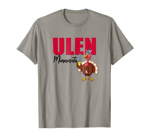 Image Unavailable. Image not available for. Color  Ulen Minnesota Funny  Viking Turkey Barbeque T-Shirt 02a30ae4b