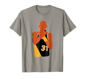 82f61e50f22b1 Image Unavailable. Image not available for. Color  Reggie Miller T shirt Choke  Sign