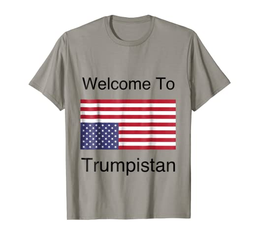 Image result for Trumpistan Today