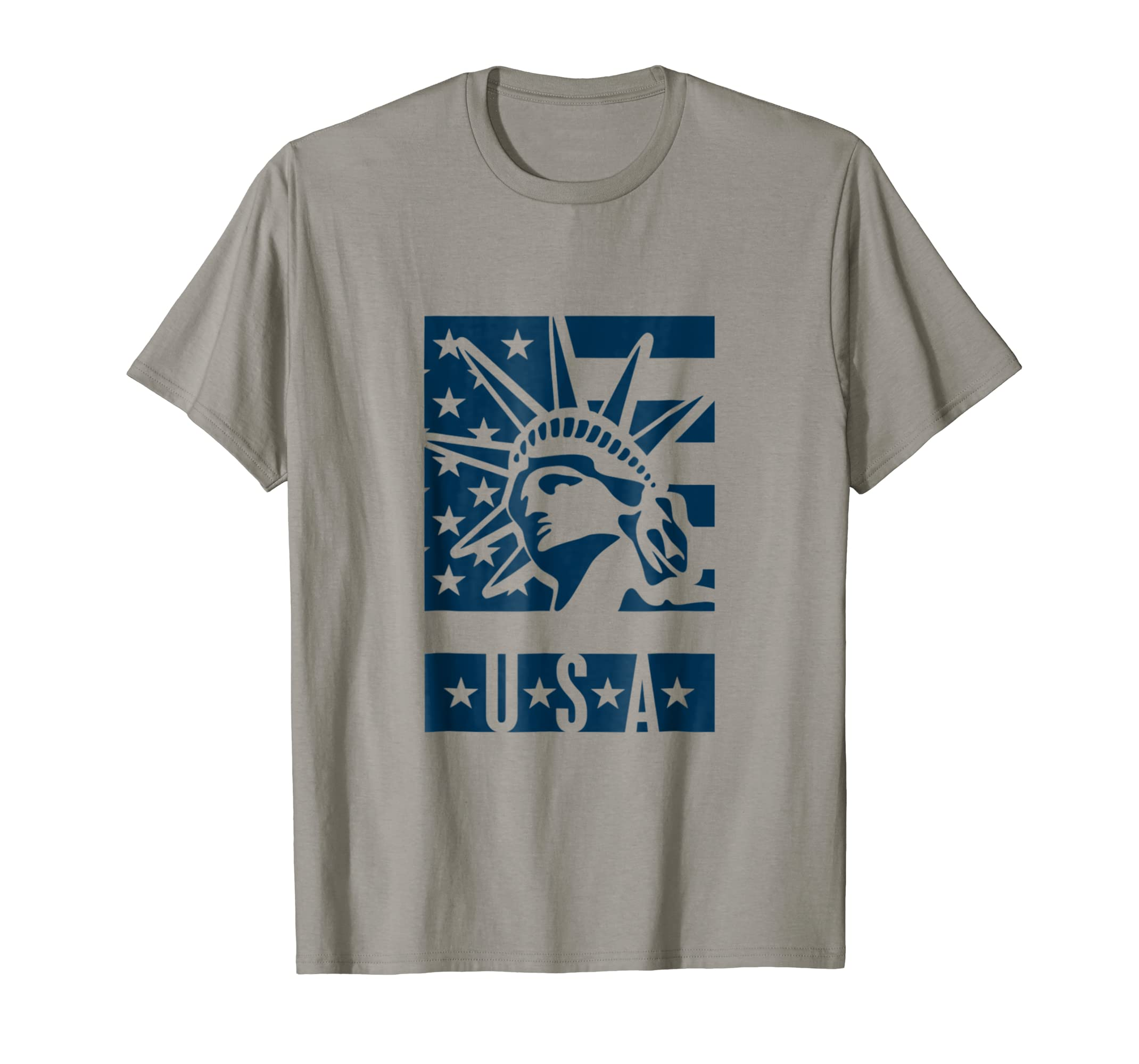 9c268b36429c5 Retro 10 Lady Liberty T Shirt – EDGE Engineering and Consulting Limited