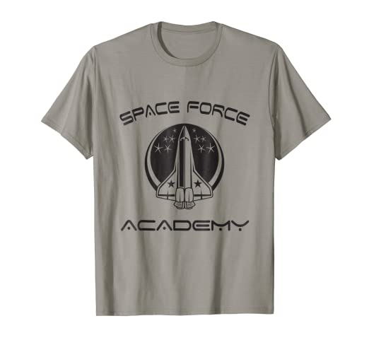 amazon com space force t shirt great science academy gift idea
