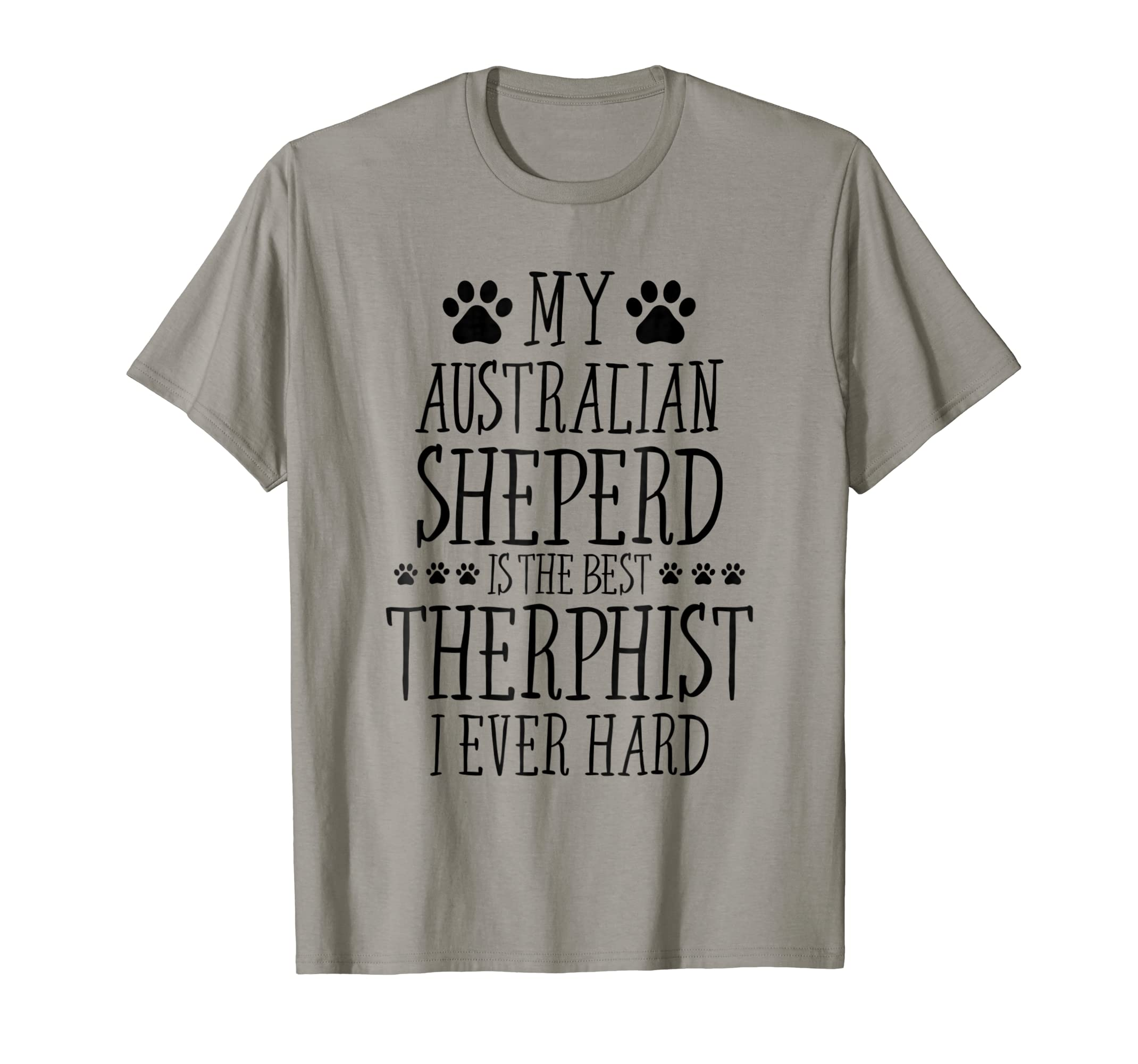 Australian Shepherds TShirt for Aussie Dog Gifts Shepard-AZP