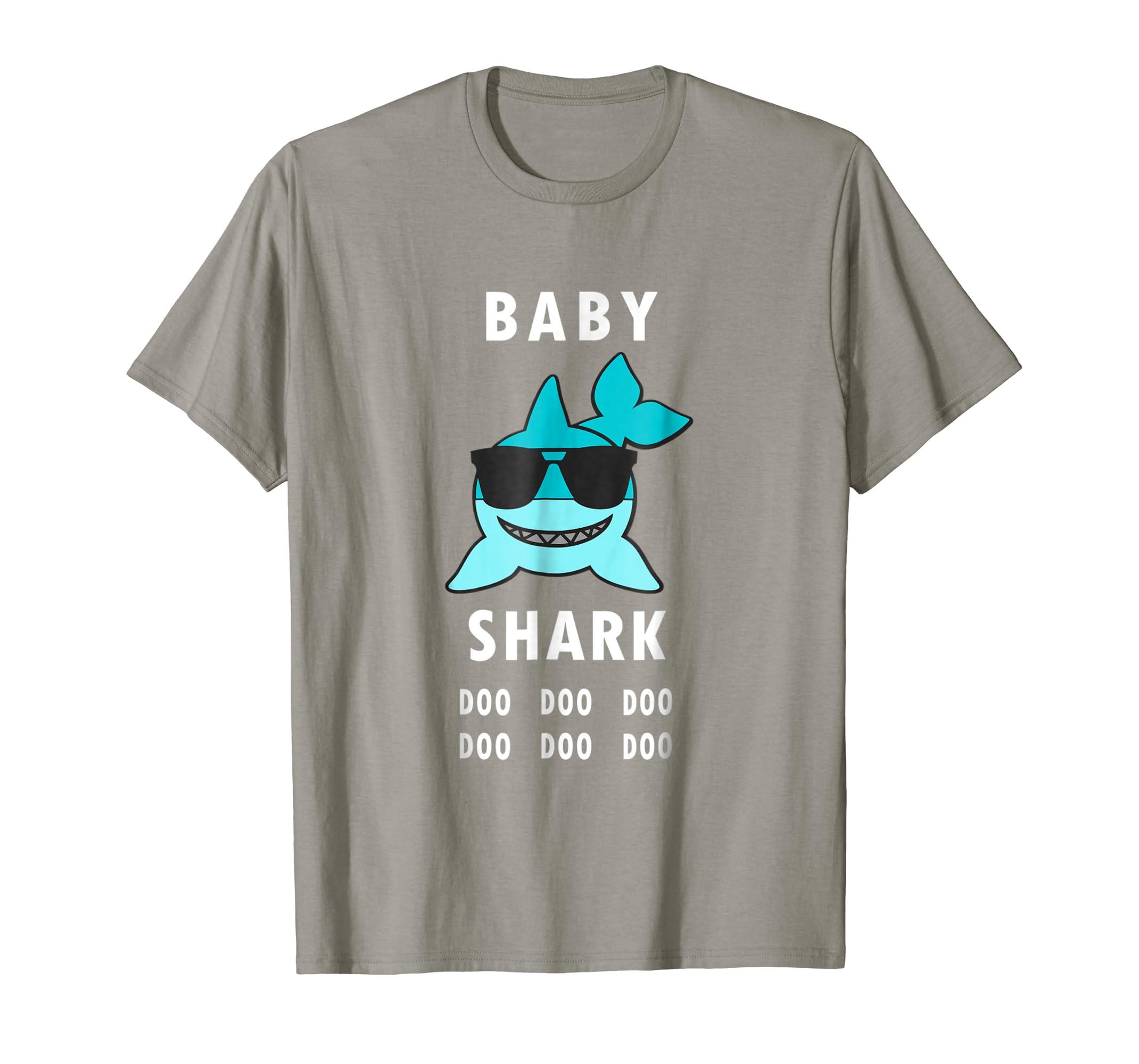 6dc7f52f1 Baby Shark Doo Doo Doo Kids Matching Family T-Shirt-fa — Kuxovo
