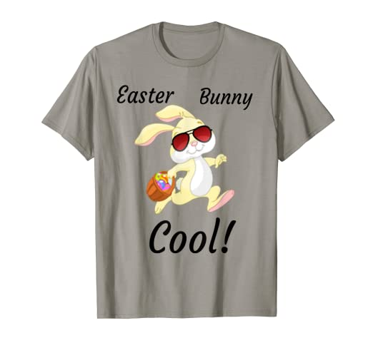 Amazon Com Easter Bunny Costume Cool Rabbit Baskets Crafts T Shirt