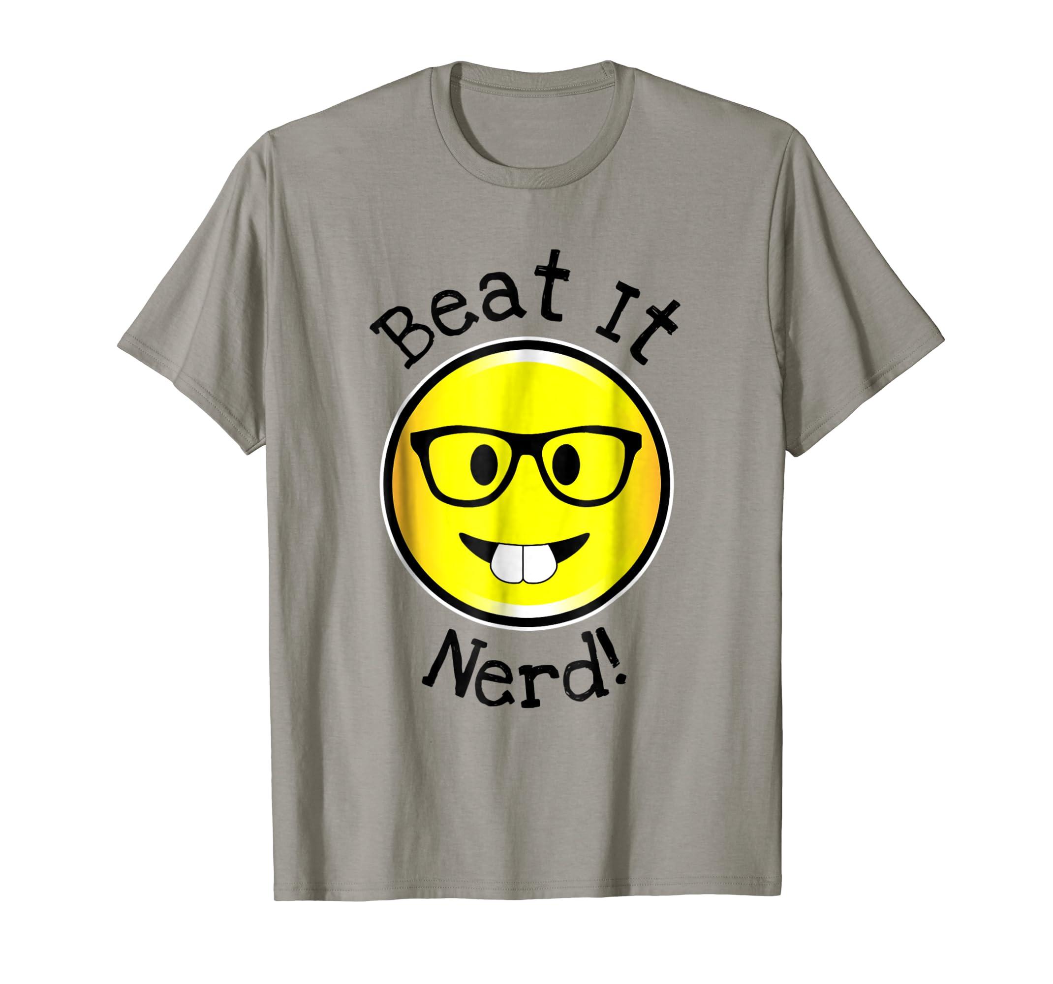 Beat It Nerd! Tee-mt