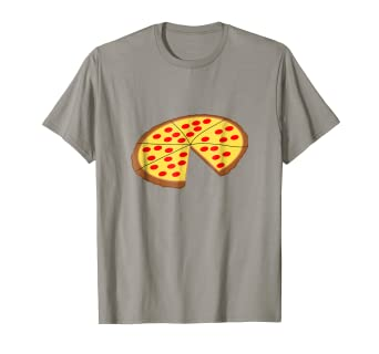 e49dd3aef Image Unavailable. Image not available for. Color: Matching Dad Son Mom Daughter  Pizza Slice T Shirt