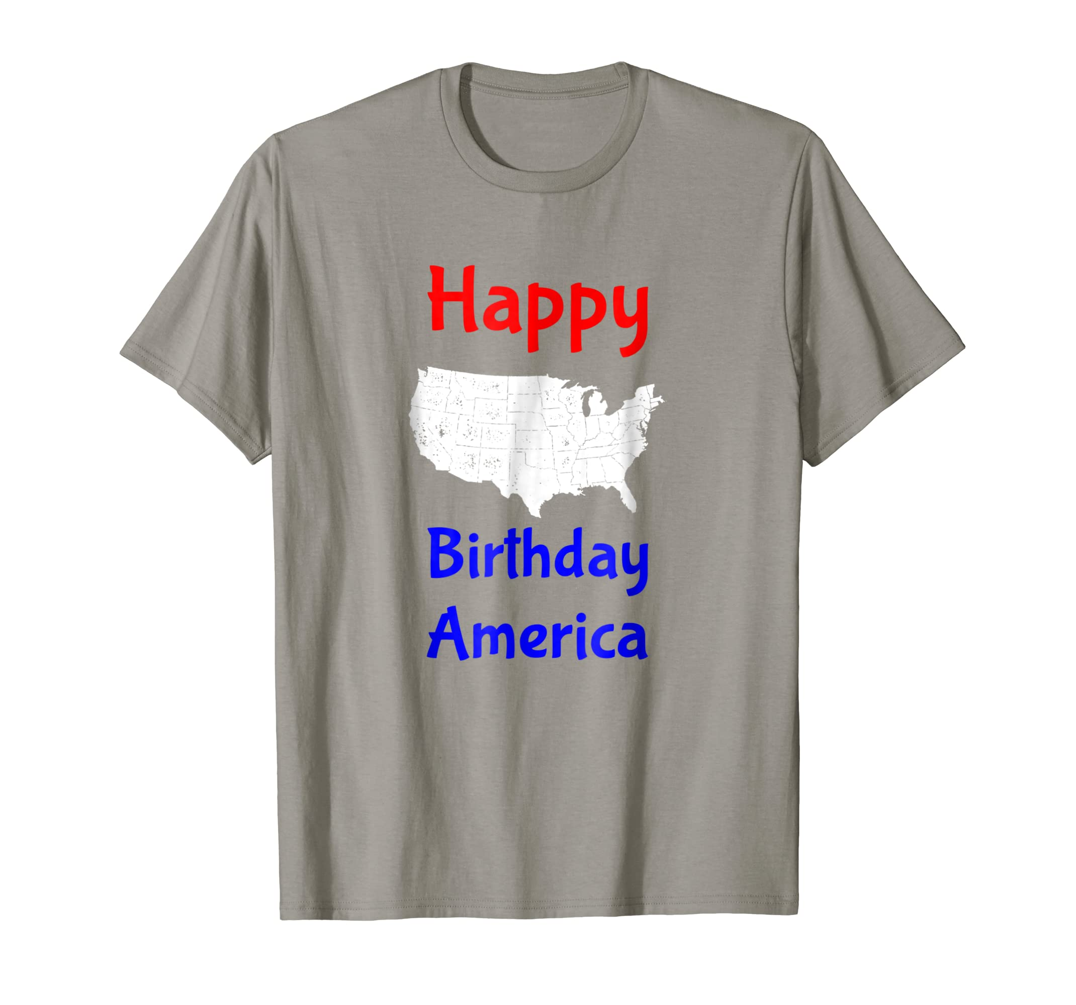 Amazon July 4th Happy Birthday America T Shirt For Independence Day Clothing