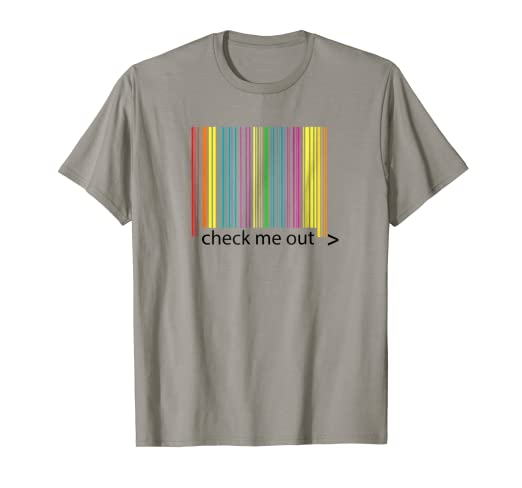 257d8fae9d Amazon.com  Lesbian Humor Shirt   Gay Pride Shirt - Check This Out ...