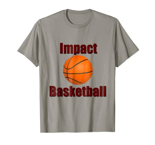 961b4a533ff97 Amazon.com: Impact Basketball Athletic Sports Tee: Clothing
