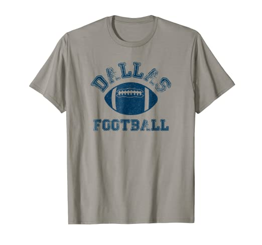 Image Unavailable. Image not available for. Color  Dallas Distressed Pro  Football Team T-Shirt Mens Womens 3e0b8a435