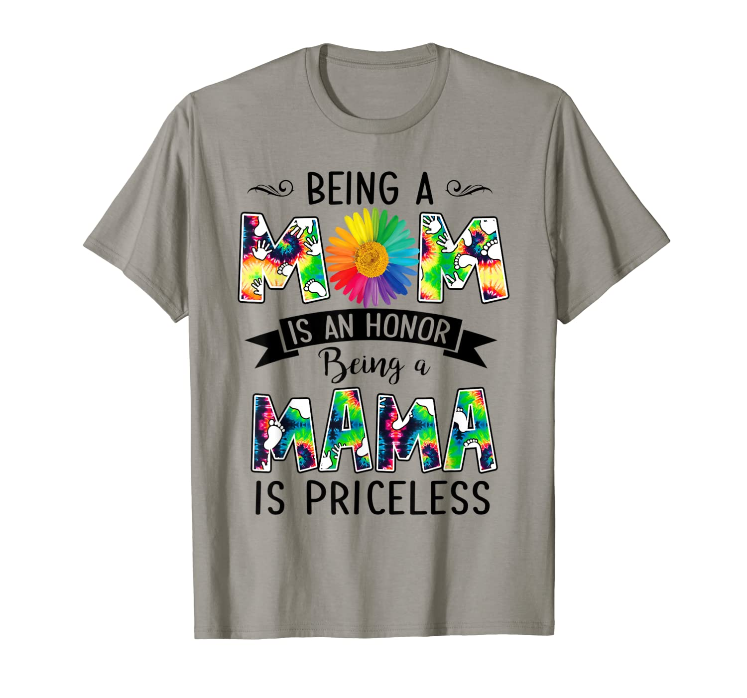 Being A Mom Is An Honor Being A Mama Is Priceless Shirts