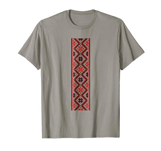 0bc116f6e Amazon.com: Traditional motifs t-shirt. Motif design and pattern ...
