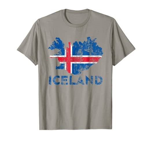Image Unavailable. Image not available for. Color  Iceland Soccer Jersey  Shirt Flag Viking Men Women Kid 406c87941