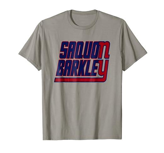 Amazon.com  Saquon T-shirt Barkley  Clothing 8cbe36451