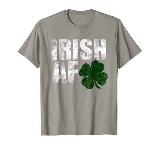 d3e643c1909 Image Unavailable. Image not available for. Color  St Patrick s Day T  Shirts Funny Irish ...