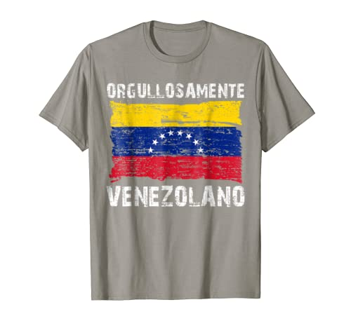 Amazon.com: Orgullosamente Venezolano camiseta para hombres y mujeres: Clothing
